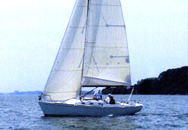 One Off: racing monohull